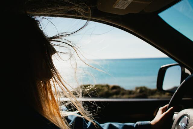 運転 女性