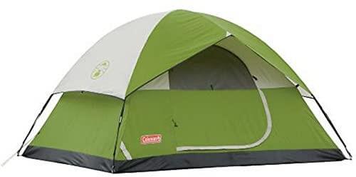 前室なしテント