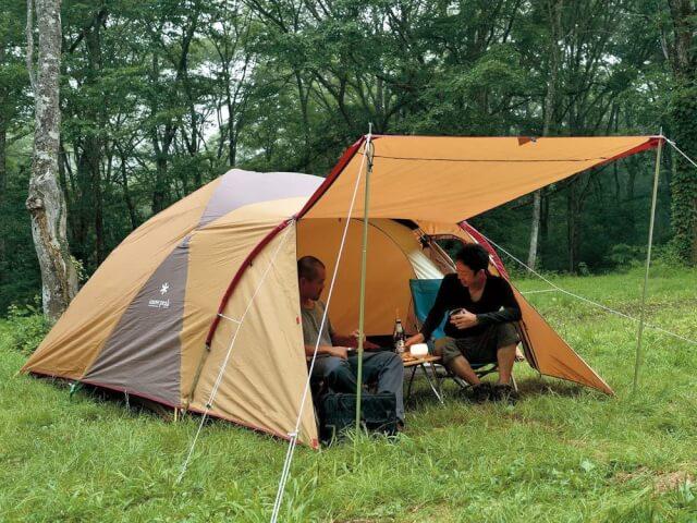 前室テント